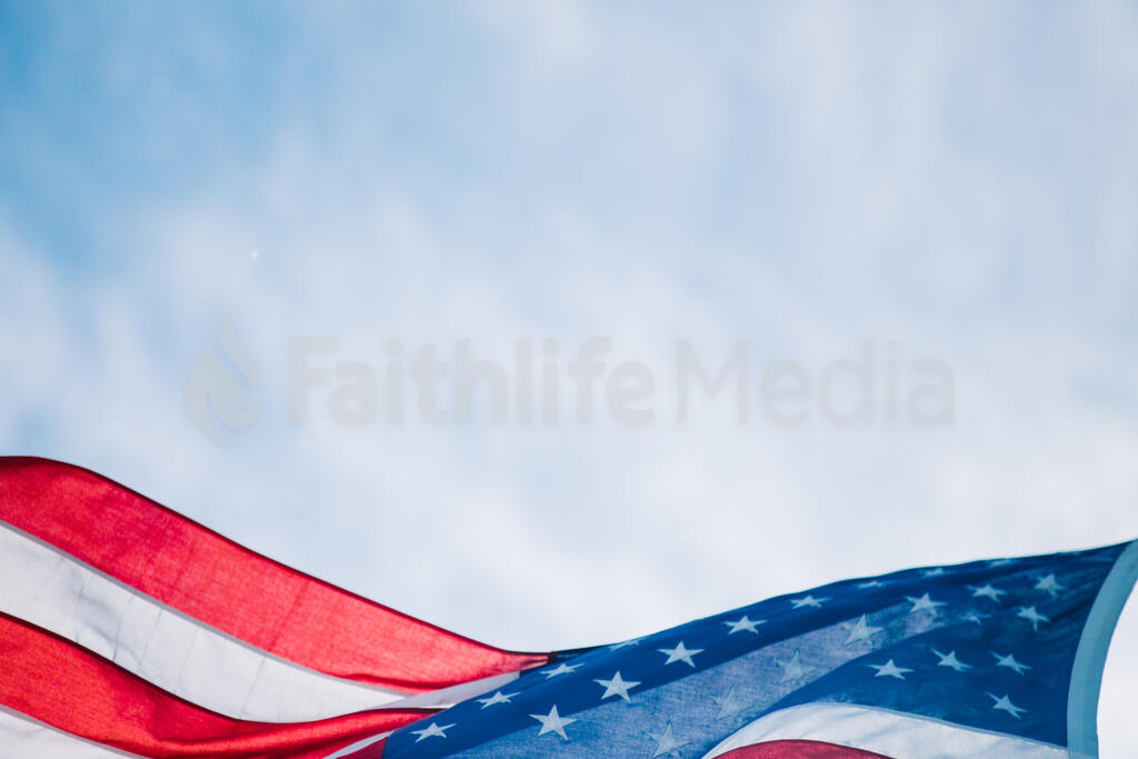 American Flag 33 preview