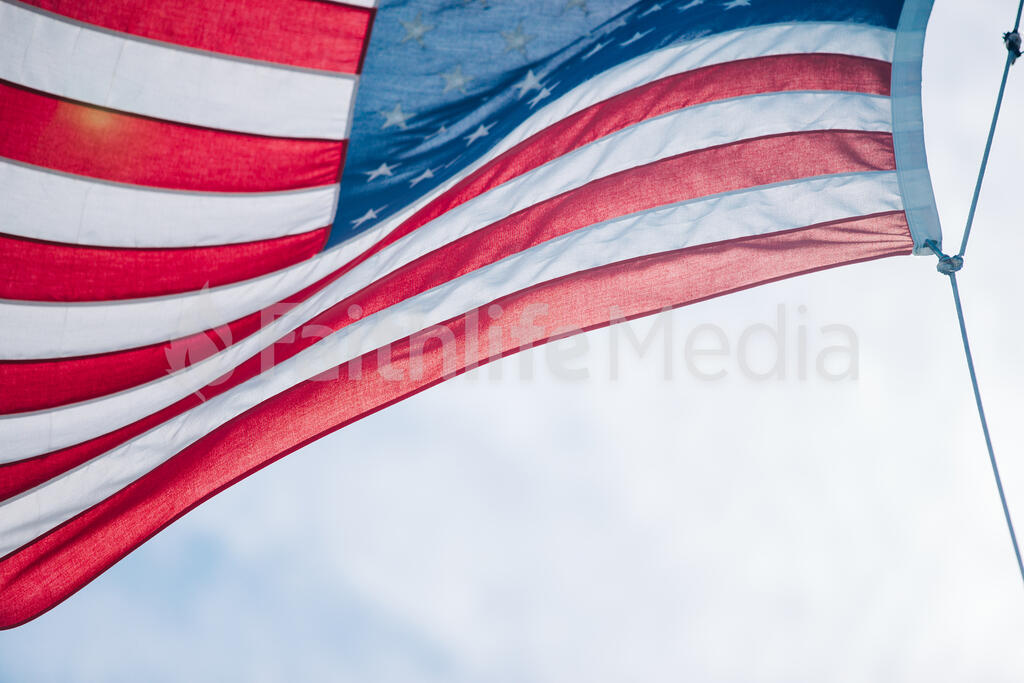 American Flag 27 preview