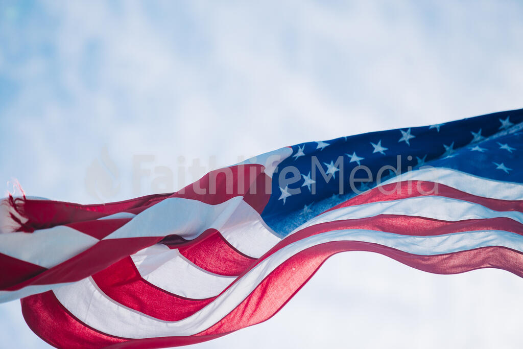 American Flag 25 preview