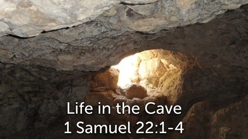 Wednesday, June 24 - PM - Life in the Cave