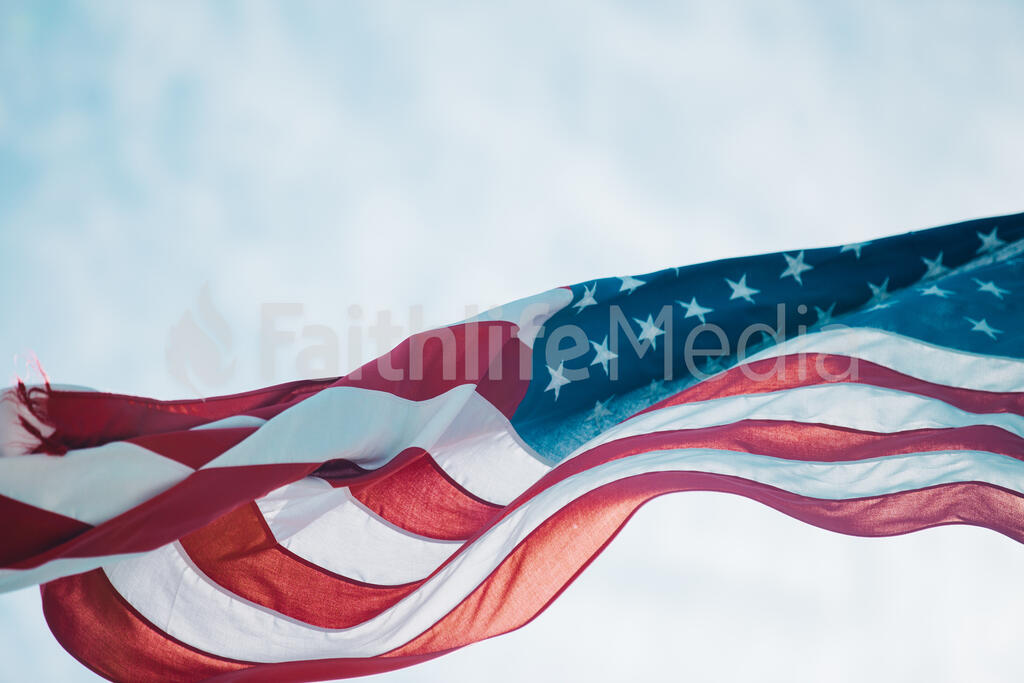 American Flag 26 preview