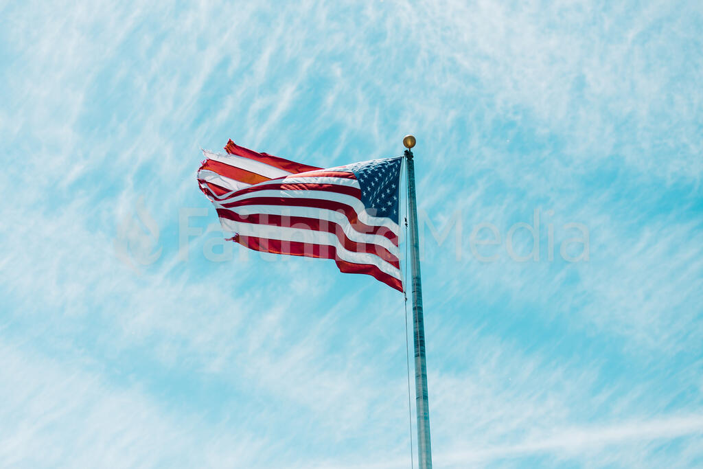 American Flag 14 preview