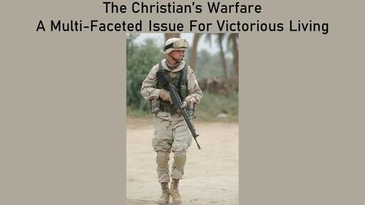Spiritual Warfare 6