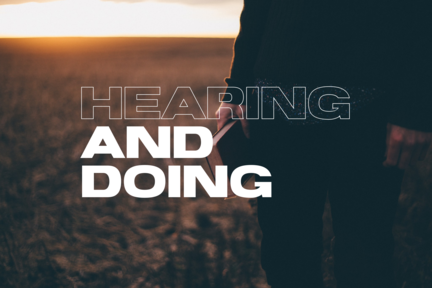 James: Hearing and Doing