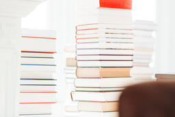 A Stack of Books  image 1