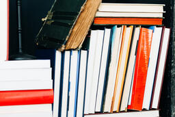 Stacks of Books  image 3