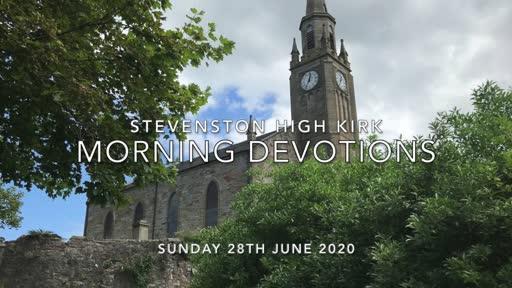 Sunday 28th June 2020