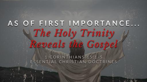 23. The Holy Trinity Reveals the Gospel
