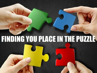 2020-06-28 Finding Your Place in the Puzzle - #36