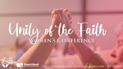 Women's Conference 2020 - Sat Session 1