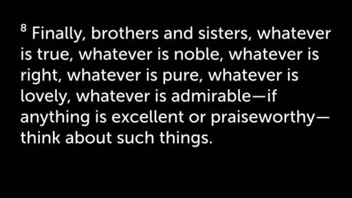 June 28, 2020 - Phillipians: Steadfast Unity in Jesus