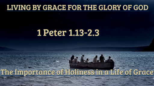 June 28, 2020 The Importance of Holiness in a Life of Grace