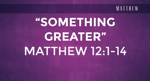 Something Greater
