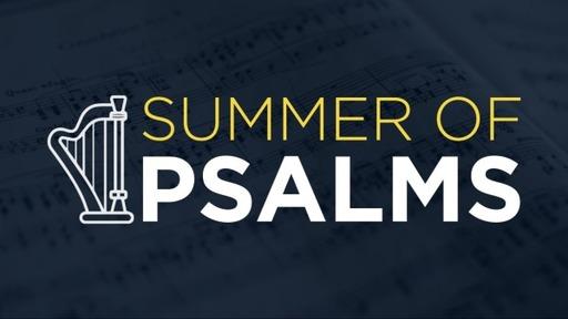 Psalm 39 - Handling Affliction