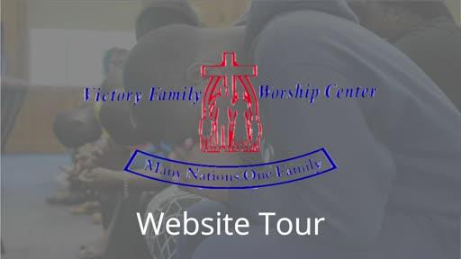 VFWCMM: Church Website Tour