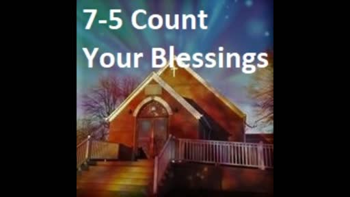 7-5 Count Your Blessings (Duet V2)