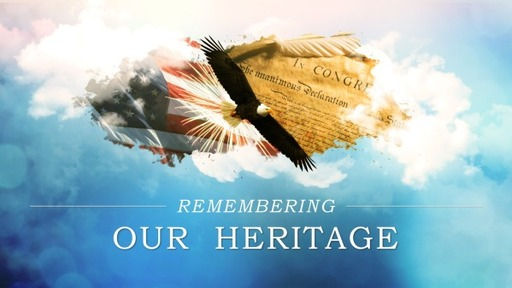 Remembering Our Heritage