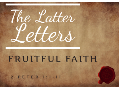 Fruitful Faith