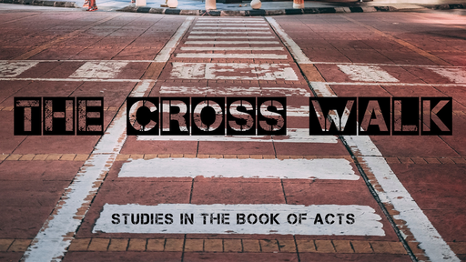 The Cross walk