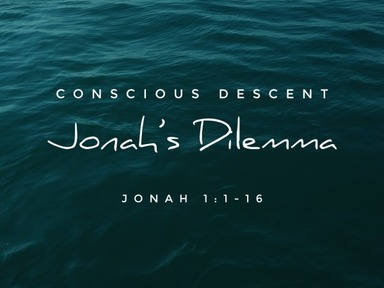 Jonah's Dilemma