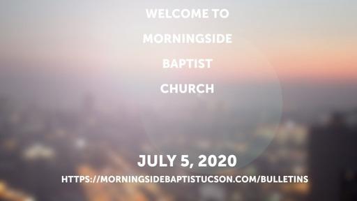 Sunday July 5- Hosea Part 2