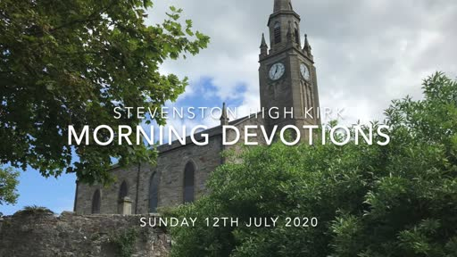 Sunday 12th July 2020