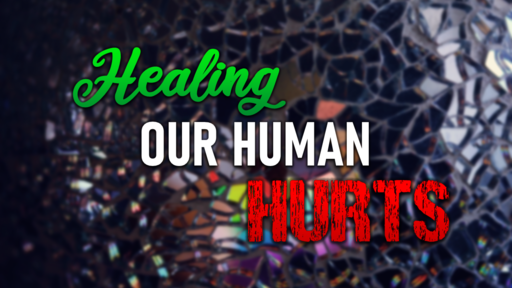 Healing Our Hurts: Despair