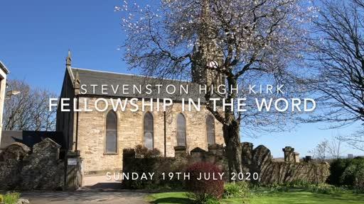 Sunday 19th July