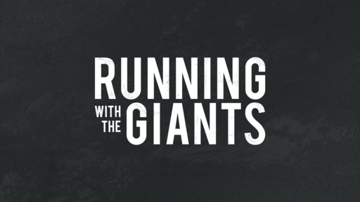 Running With the Giants | Week 1: Abraham