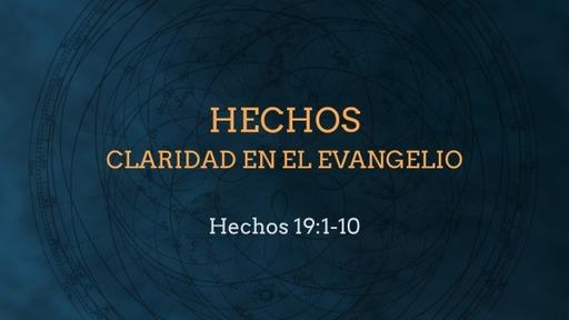 Claridad en el Evangelio