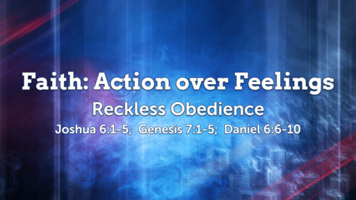 Reckless Obedience