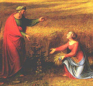 Ruth 2: God Is Always Caring for His People