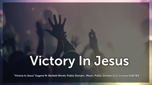 Suffering and the Victory of Christ