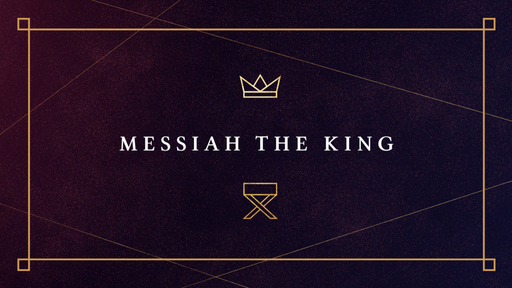 The King Who Makes Men Whole - Matthew 9:18-26