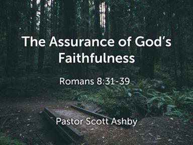 The Assurance of God's Faithfulness