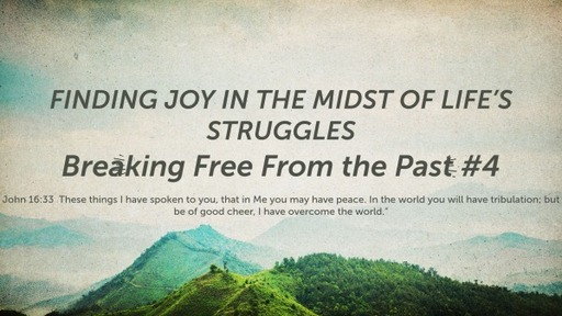 Breaking Free from the Past #4
