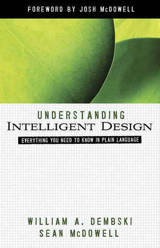 Understanding Intelligent Design Cover