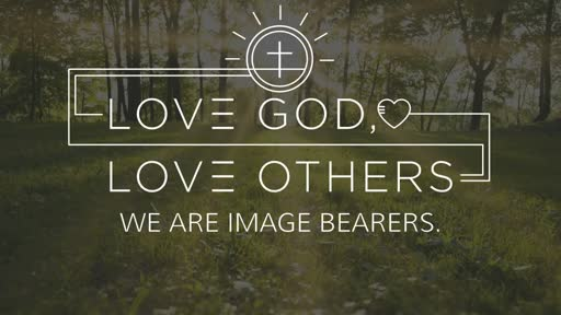 We are Image Bearers.