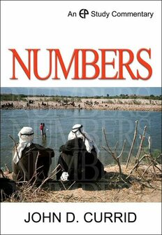 Numbers (Evangelical Press Study Commentary | EPSC)