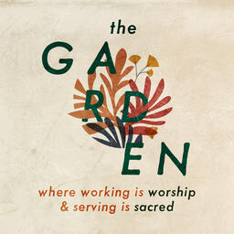 The Garden Sacred Social Square PowerPoint image