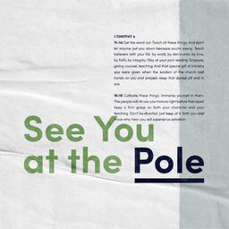 See You At The Pole Blue  PowerPoint image 5