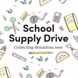 School Supply Drive Pencil  PowerPoint image 5