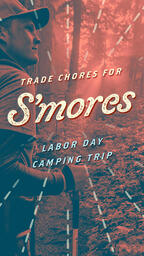 Labor Day Camping Trip  PowerPoint image 6