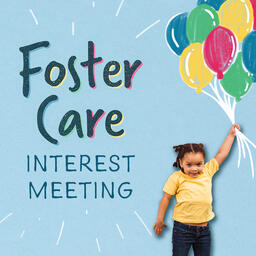 Foster Care Interest Meeting  PowerPoint image 6