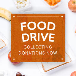 Food Drive Donations  PowerPoint image 5