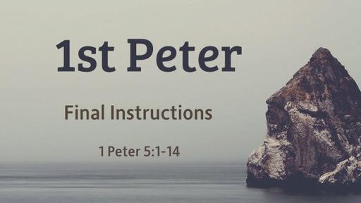 July 15, 2020 - Wednesday Bible Study