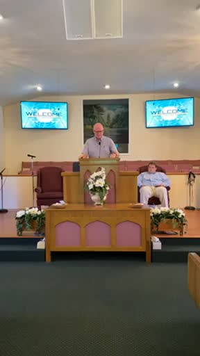 Sunday Morning Service - June 7, 2020