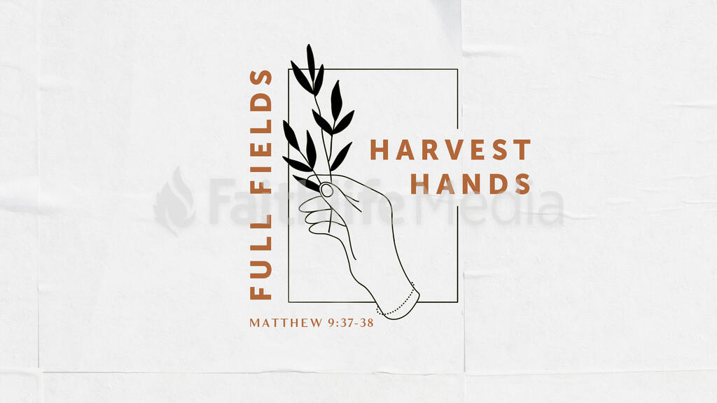 Full Fields Harvest Hands large preview