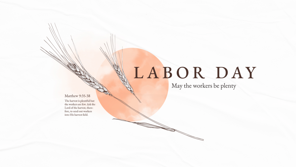 Labor Day Wheat large preview