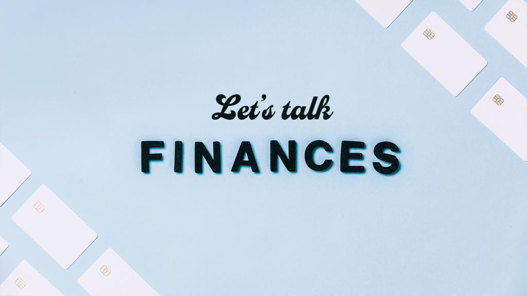 Let's Talk Finances large preview